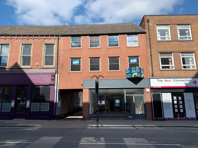 Image of Radcliffe House & 10 Bull Ring, Wakefield, West Yorkshire