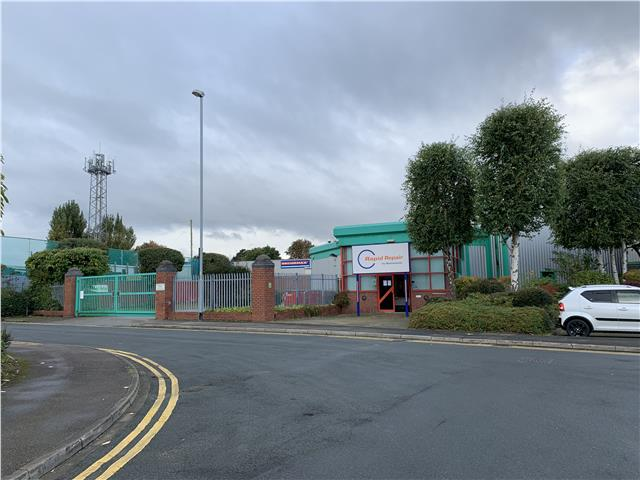 Image of Unit 10, Thornes Trading Estate, Wakefield, West Yorkshire